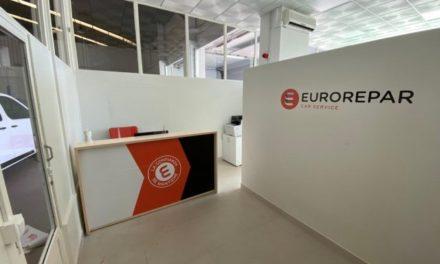 Grupo Iluscar les invita a visitar sus nuevas instalaciones Eurorepar de Arganda del Rey
