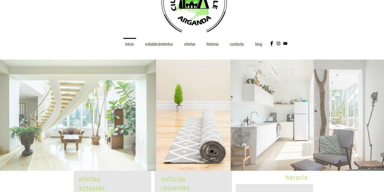 """Nace """"Arganda, Ciudad del Mueble"""", una campaña promocional online que servirá de escaparate para 50 establecimientos"""