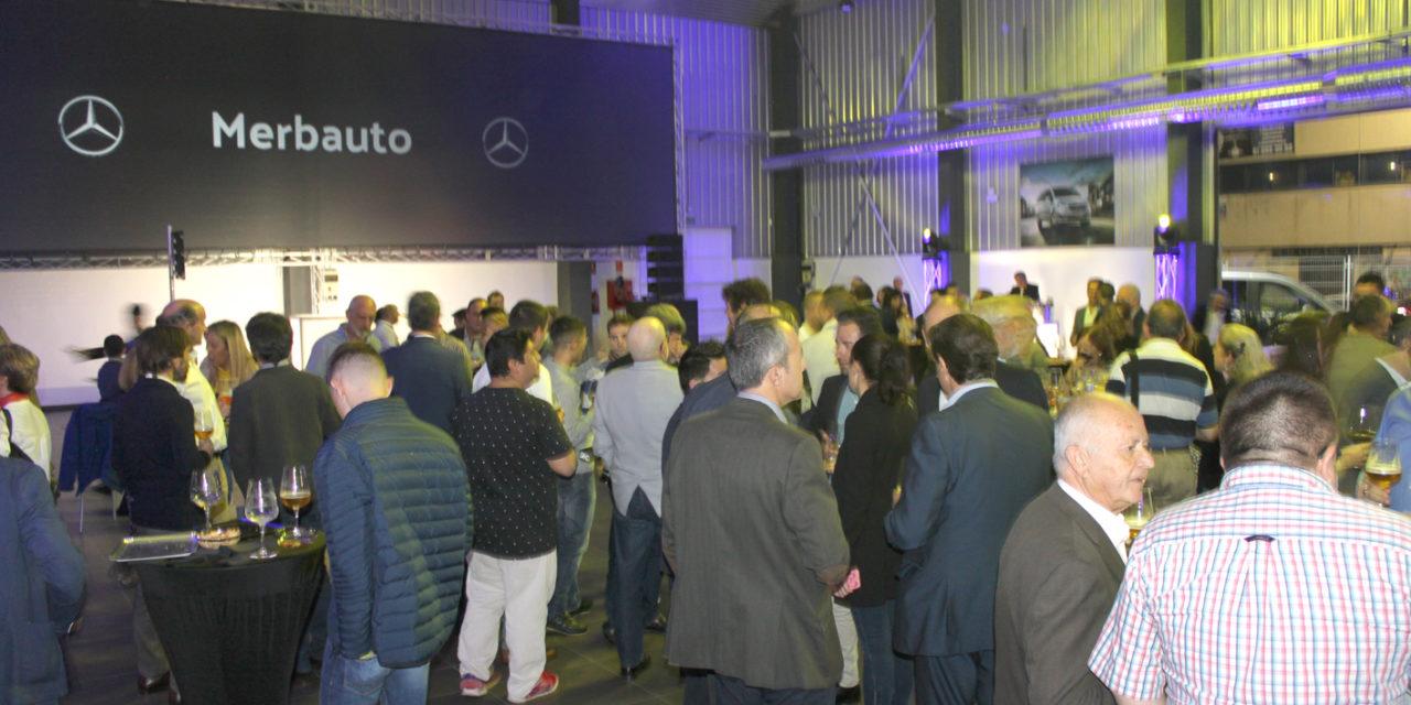Merbauto (Mercedes Benz ) duplica sus instalaciones y estrena una sofisticada imagen en Rivas