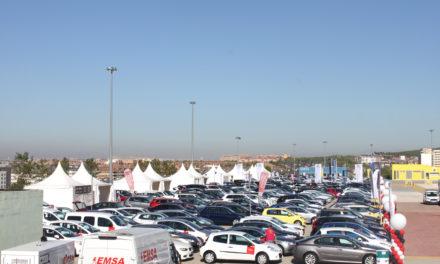 La II Feria del Automóvil de Rivas celebra sus excelentes resultados