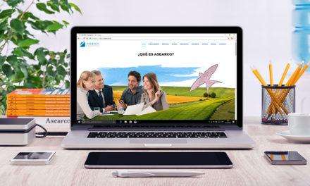 ASEARCO lanza una nueva web innovadora para estrechar lazos de comunicación con sus empresas asociadas
