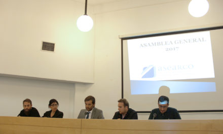 ASEARCO celebró su Asamblea General de Asociados 2017