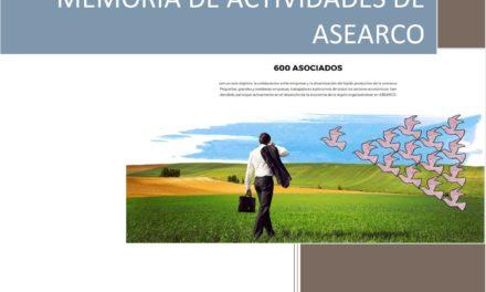 MEMORIA DE ACTIVIDADES 2016-2017