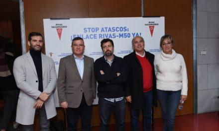ASEARCO apoya la iniciativa del Gobierno de Rivas para lograr una conexión de la ciudad con la M-50