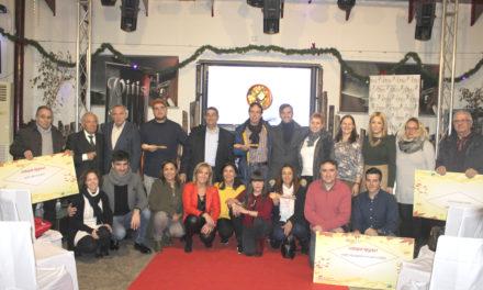 Última etapa del I Tour del Mueble y de la V Ruta de la Cuchara: la entrega de premios a los clientes ganadores