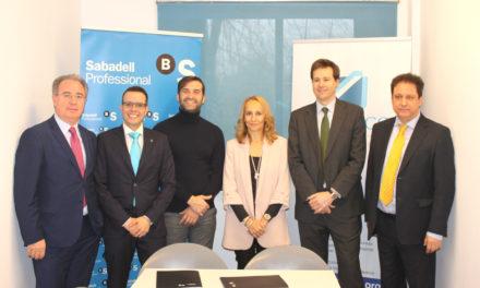 Banco Sabadell y ASEARCO firman un acuerdo con ventajas financieras para sus asociados