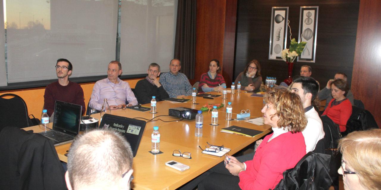Empresarios del Sudeste de Madrid aprendieron los conocimientos clave para planificarse y encontrar la independencia financiera