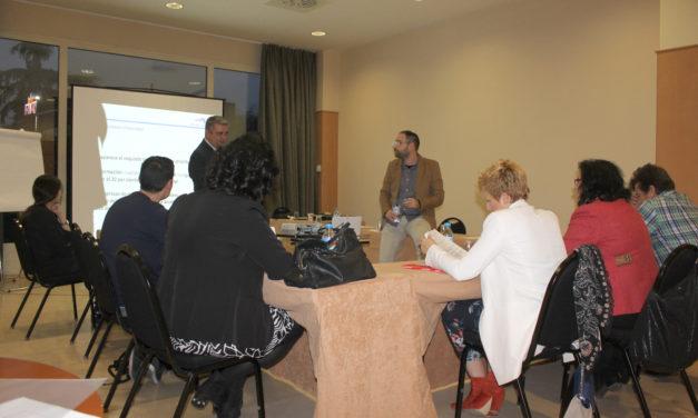 Empresarios del Sudeste de Madrid descubrieron las ventajas que ofrece la Formación Bonificada que tienen a su alcance a través de la FUNDAE