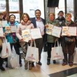 Entregados los premios de la campaña promocional 'De Rebajas por Arganda'