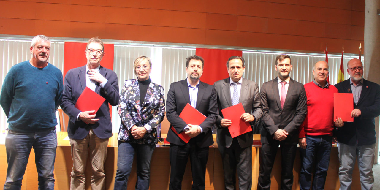 El Ayuntamiento de Rivas, sindicatos y las patronales CEIM y ASEARCO firman un Pacto para impulsar el desarrollo económico y fomentar la creación de empleo en la localidad del Sudeste de Madrid
