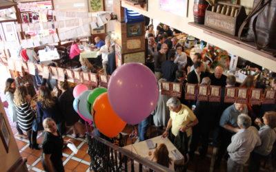 El Restaurante Gambrinus Arganda celebró su decimosexto aniversario con una gran fiesta para sus clientes