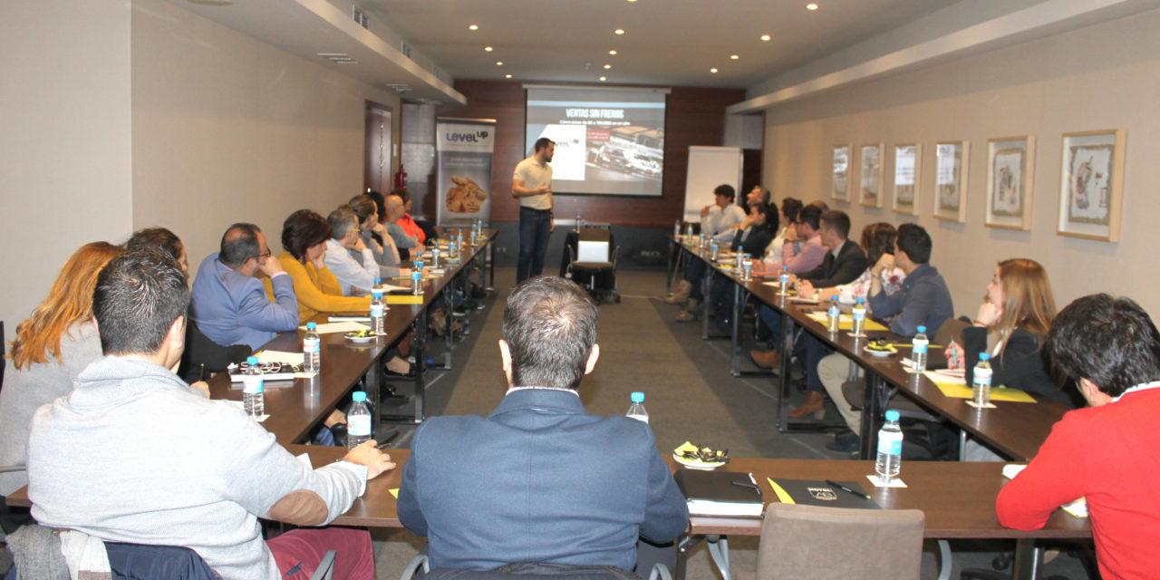 """Empresarios del Sudeste de Madrid asisten a una jornada formativa para conocer las claves que les permitan """"vender sin frenos"""""""