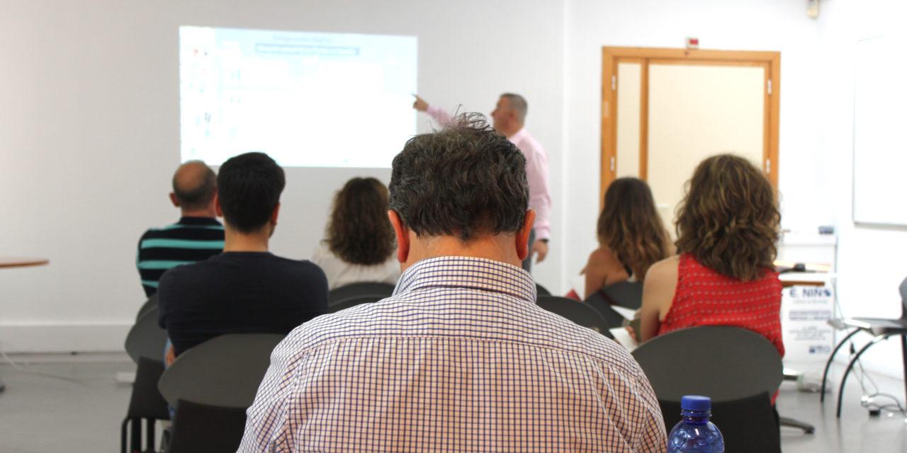 """ASEARCO acogió la jornada """"Gestión y Optimización Digital de los pequeños negocios"""""""