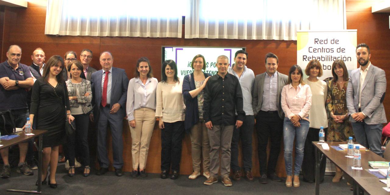 ASEARCO celebró un encuentro entre empresarios para poner de relieve la gran profesionalidad de los trabajadores con algún tipo de discapacidad