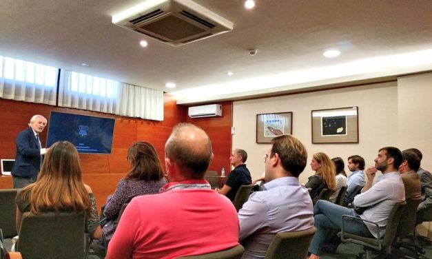 Las ventajas de las 'vías amigables' de resolver conflictos, analizadas por empresarios del Sudeste de Madrid