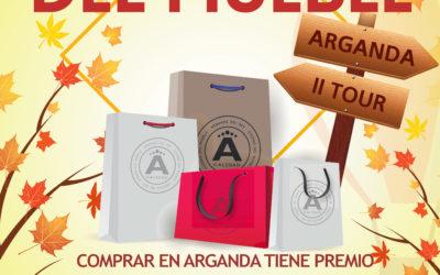"""PRÓXIMAMENTE… """"II TOUR DEL MUEBLE DE ARGANDA DEL REY"""", del 9 al 18 de noviembre"""