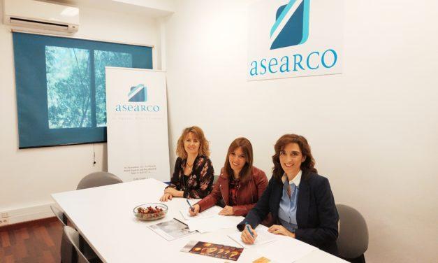 """ASEARCO firma un convenio con SIMBIOS para facilitar la """"independencia energética"""" de las empresas que deseen comprar directamente su electricidad"""