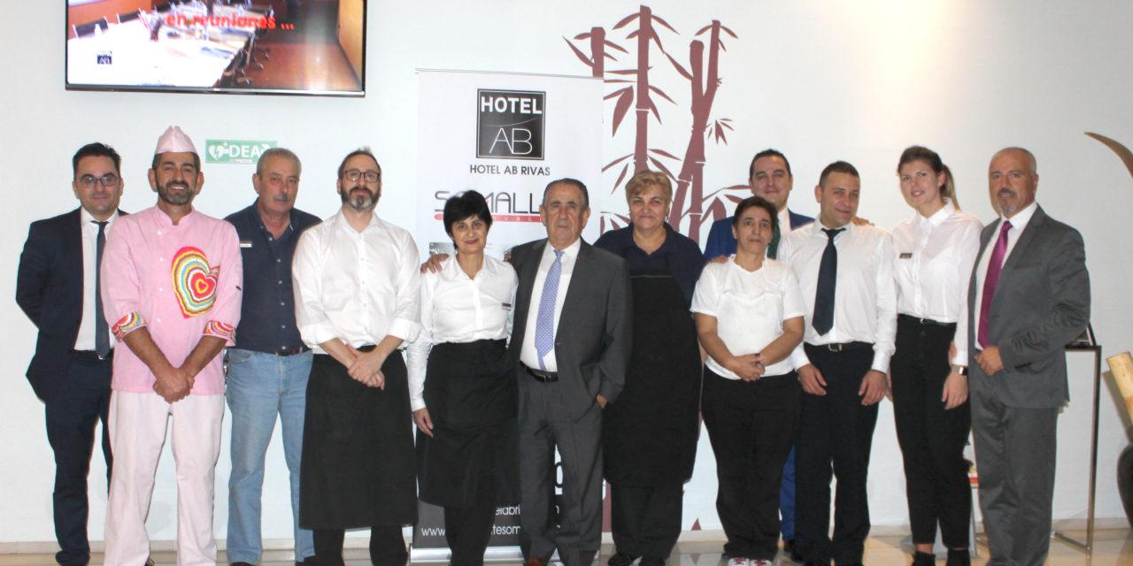 El Hotel AB Rivas festejó sus dieciséis años de éxitos por todo lo alto