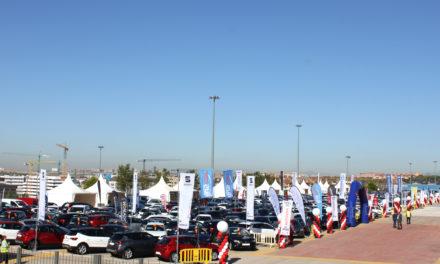 La Feria del Automóvil de Rivas cerró su tercera edición con la venta de casi 150 vehículos
