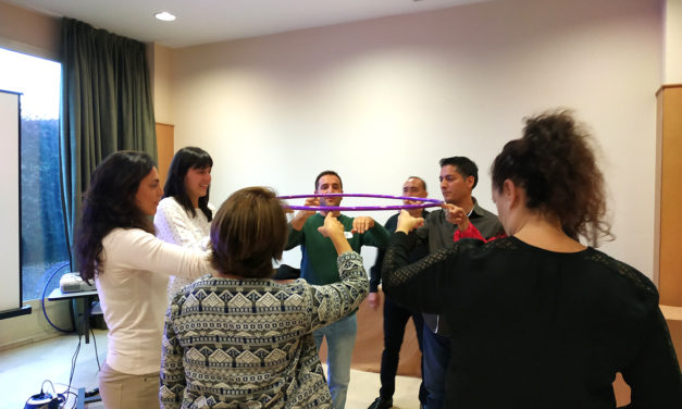 Dinámicas 'team building' y técnicas teatrales para encontrar al líder eficaz, creativo y empático que todo empresario lleva dentro