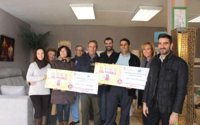 La campaña promocional II Tour del Mueble de Arganda atrajo a compradores de 48 municipios diferentes