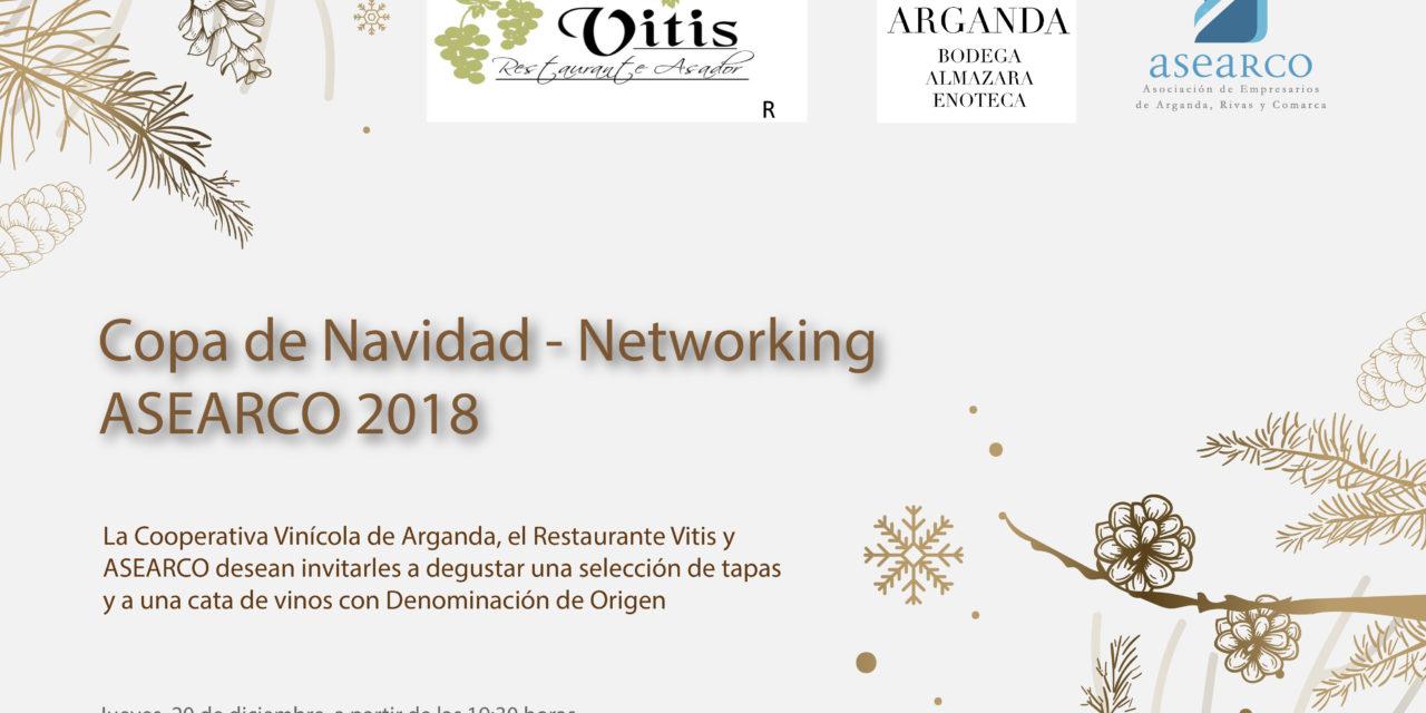 Copa de Navidad- Networking 2018 para empresas asociadas de ASEARCO