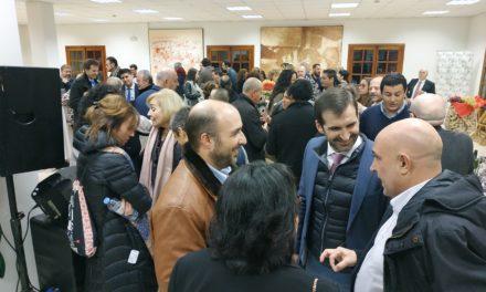 Más de 70 personas asistieron a la Copa de Navidad de ASEARCO para practicar 'Networking empresarial' y brindar con Vinos de Arganda