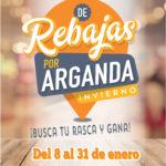 """Más de un centenar de pequeños comercios llevan """"De Rebajas"""" a los vecinos de Arganda ofreciéndoles premios de fidelización"""