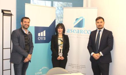 ASEARCO y OVB Allfinanz firman un acuerdo para ayudar a las empresas asociadas a planificar financieramente su presente y su futuro