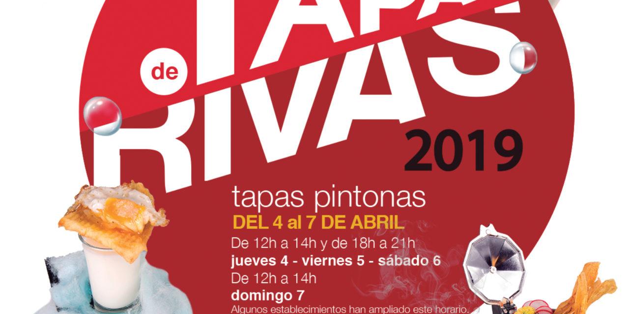 Galería de creaciones gastronómicas de la IV Ruta de la Tapa de Rivas