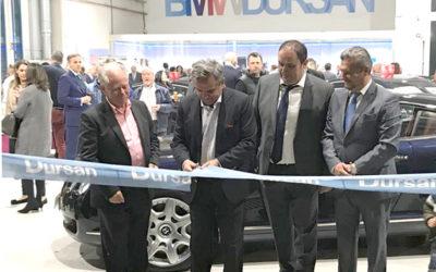 Automotor Dursan abre un nuevo concesionario en Majadahonda en el que ofrece vehículos de gama media- alta