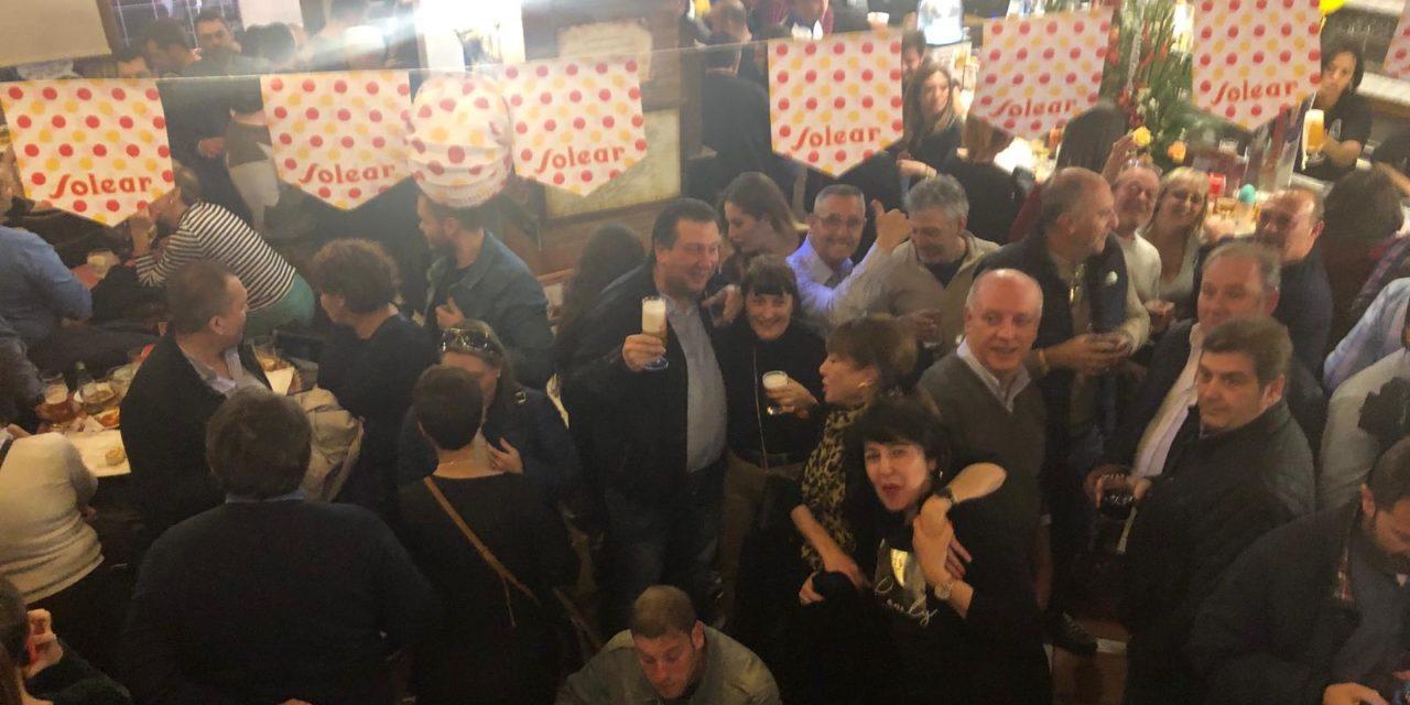 Una fiesta espectacular para conmemorar el 17 Aniversario del Restaurante Gambrinus