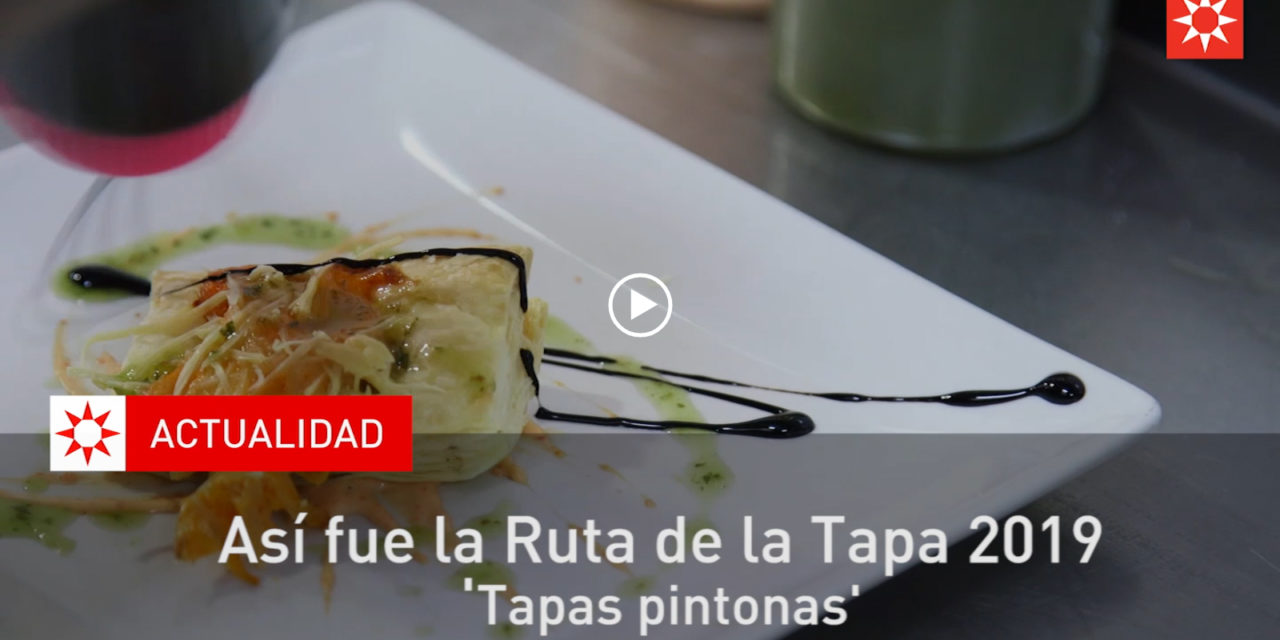 VÍDEO 'ASÍ FUE LA IV RUTA DE LA TAPA DE RIVAS, TAPAS PINTONAS'…