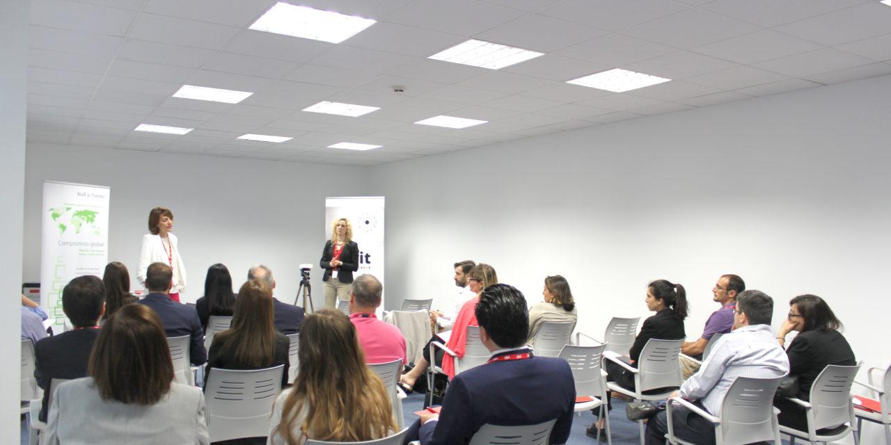 Las empresas se informan en Rivas sobre todos los aspectos de la nueva normativa de registro horario obligatorio