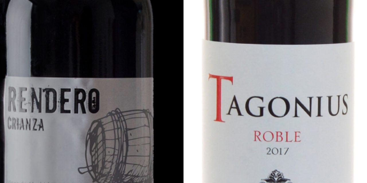 """La Cooperativa Vinícola de Arganda y Bodegas Tagonius, galardonados con dos premios """"Viña de Madrid de Oro"""" de 2019"""