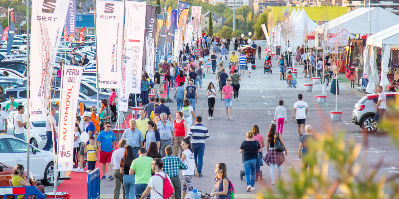 La Feria del Automóvil de Rivas cerró su cuarta edición con un nuevo incremento de ventas: se compraron 169 vehículos