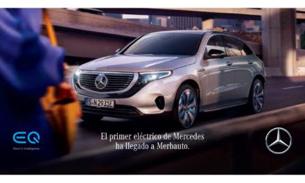 El concesionario asociado Merbauto presenta su nuevo vehículo 100% eléctrico ofreciendo experiencias de conducción