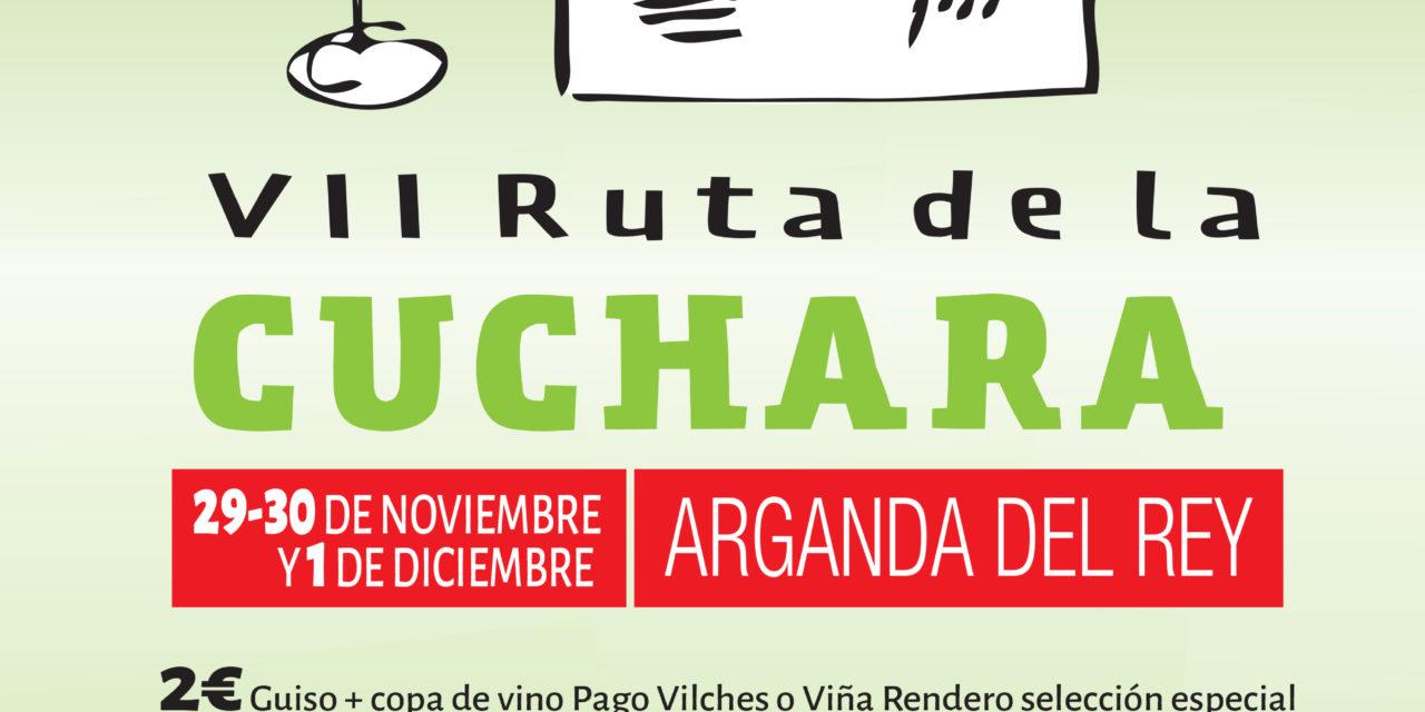 Hoy comienza la VII Ruta de la Cuchara de Arganda ofreciendo vinos y un amplio recetario de sabores, tradiciones y sorpresas culinarias