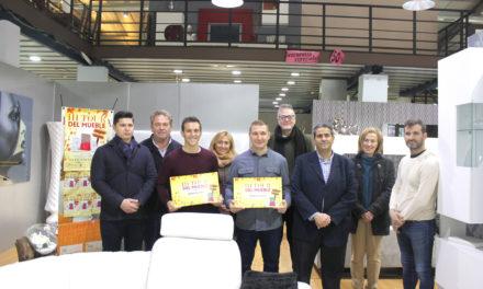 Dos vecinos de Madrid, ganadores de los premios del III Tour del Mueble de Arganda del Rey