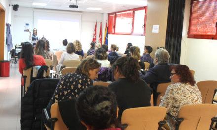 Rivas celebró un taller para que responsables de pequeños negocios aprendieran a crear anuncios y sorteos que puedan convertirse en virales