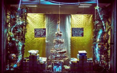 Concurso de Escaparatismo y Campaña de promoción de las compras navideñas en Rivas 2019