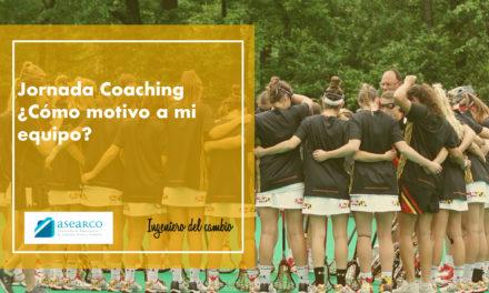 """«¿Cómo motivo a mi equipo?"""", jornada gratuita de coaching para empresas asociadas a ASEARCO (18 de febrero)"""