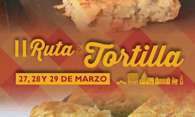 La II Ruta de la Tortilla de Arganda se celebrará los días 27, 28 y 29 de marzo