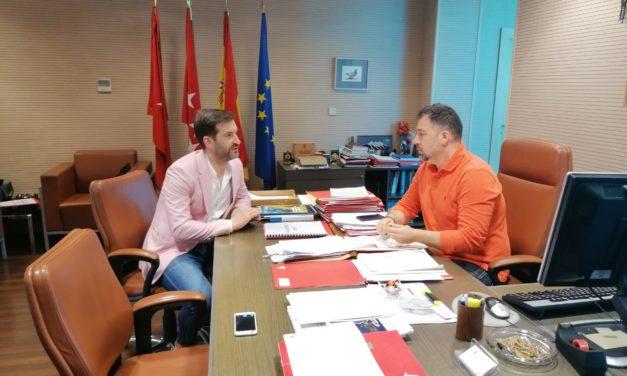 ASEARCO y el Ayuntamiento de Rivas acuerdan una moratoria fiscal y otras medidas para mitigar el impacto del Coronavirus