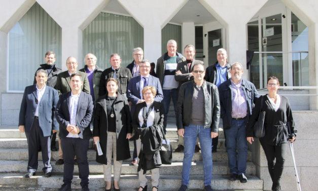 """Reunión de alcaldes, alcaldesas y agentes sociales en Arganda para poner en marcha la Asociación """"Comarca Sudeste de la Comunidad de Madrid"""""""