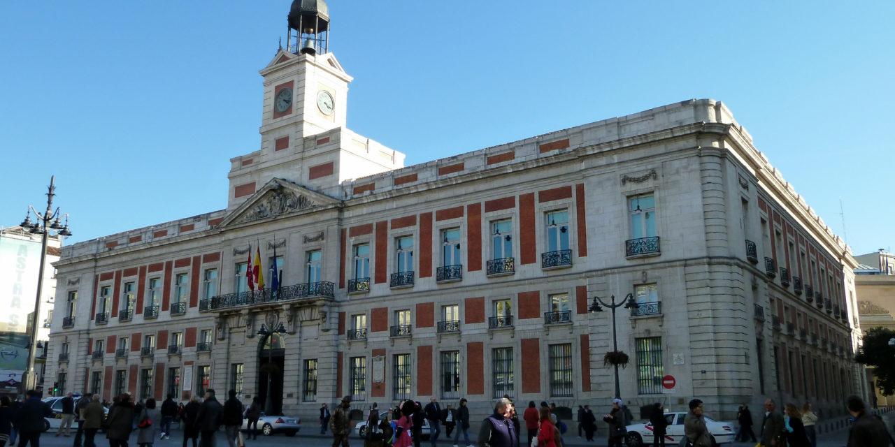 Coronavirus: la Comunidad de Madrid ordena el cierre de establecimientos comerciales y hosteleros con excepciones