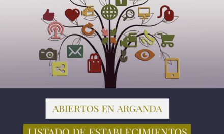 Sigue creciendo el número de establecimientos abiertos y con servicio online incluidos en el listado de Arganda y el mapa de Rivas