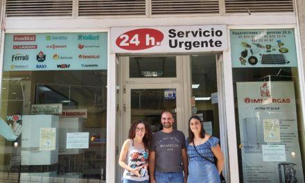 García Ruíz ATA muestra su agradecimiento al personal esencial de la crisis Covid-19 ofreciéndole un año de mantenimiento gratuito de las calderas de gas natural, butano y gasóleo