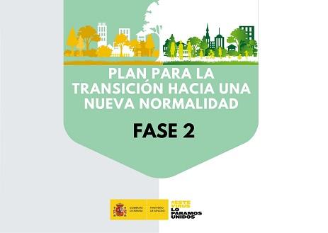 La Comunidad de Madrid entra en la Fase 2 de la desescalada