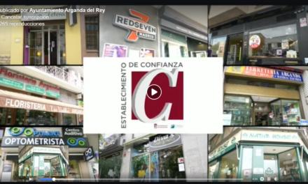 Más de 150 establecimientos comerciales, hosteleros y de servicios de Arganda suman esfuerzos en la campaña «Establecimientos de Confianza»